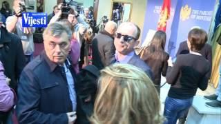 DF U SKUPŠTINI INCIDENT - TV VIJESTI 15.02.2017.