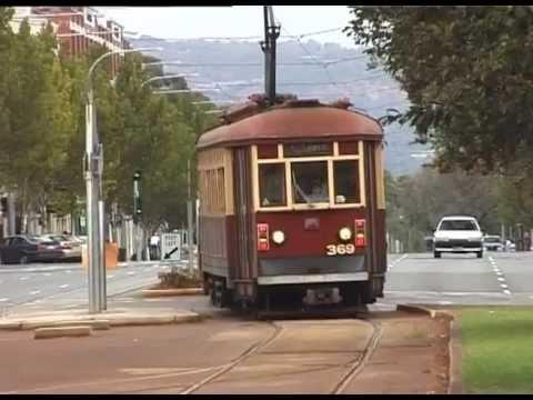 Adelaide Street Car