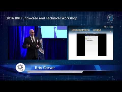 2016 R&D Showcase: MobileRoT: Establishing Trust in Mobile Devices