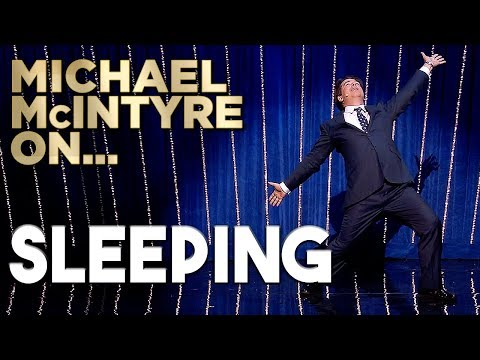 Sleeping Wife | Michael McIntyre