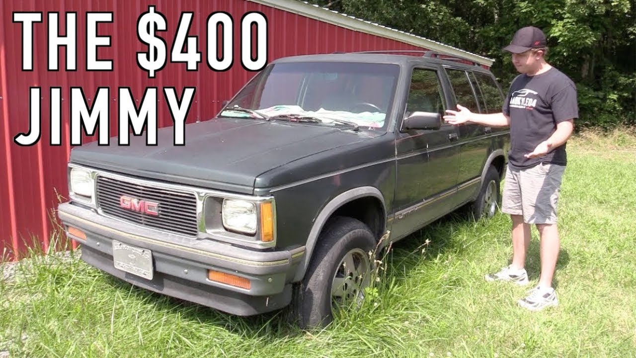 What Ever Happened To That 400 Gmc Jimmy Youtube
