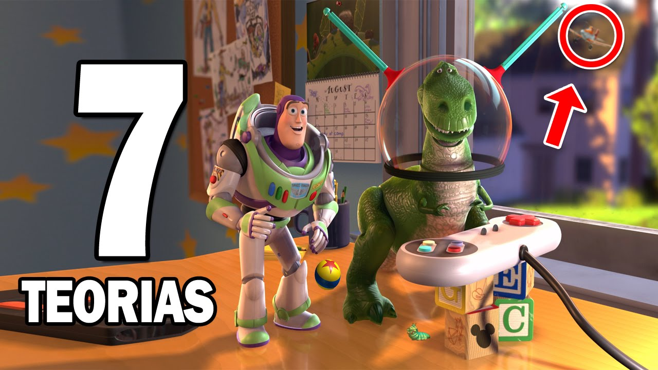 54f06465f6fc4 7 Teorías de Toy Story que Nunca Habías Notado - YouTube