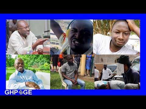 Kennedy Agyapong finally mentions name of the one who k!lled Ahmed Suale & behind JB Danquah's dɛαth