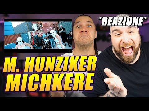 Michelle Hunziker - MichKere *RAP REACTION* by Arcade Boyz 2019