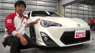 トヨタ 86 TRD 開発担当トヨタテクノクラフト 梨本裕司氏