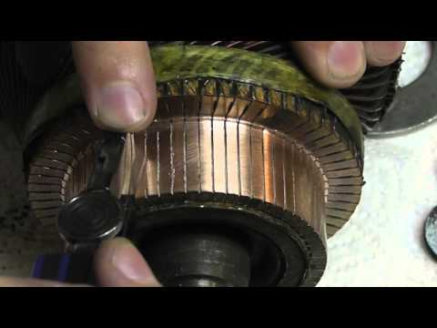 How To Build A Dune Buggy From Scratch - 018 - Golf Cart Motor Rebuild - Part 7