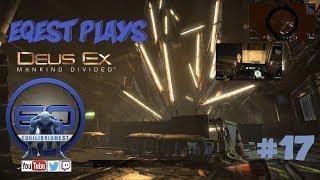 Deus Ex Mankind Divided - #17 - Let