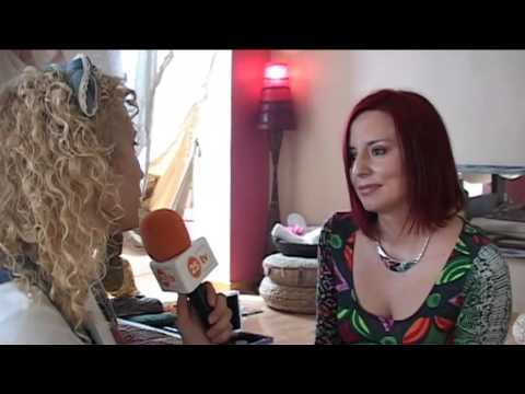 BARCELONAUTES / LEIRE KHYAL - RESPONSABLE TANTRA SECRET SPA BARCELONA