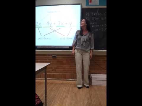 Starships Algebra Song (