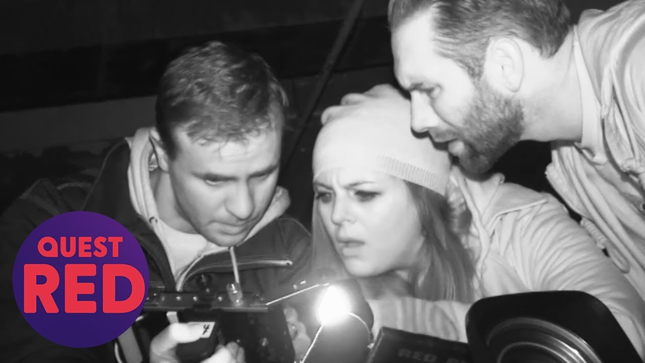 Download Intense Investigation At The Trans-Allegheny Lunatic Asylum | Paranormal Lockdown