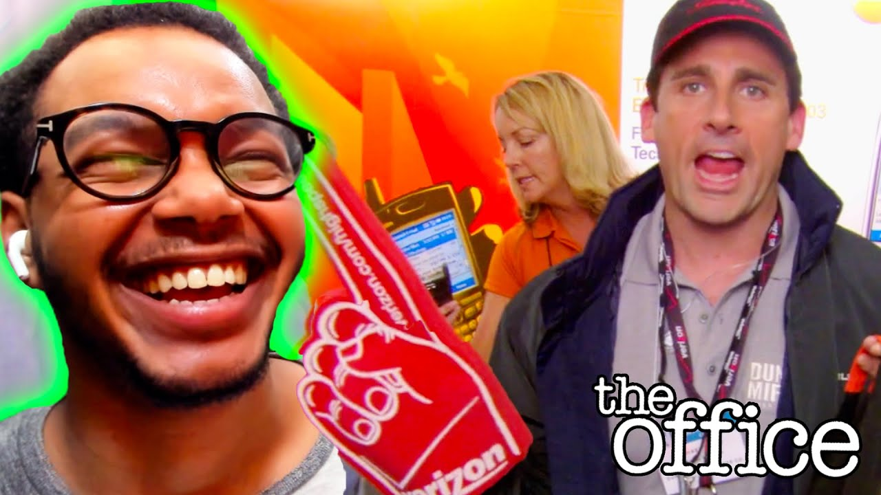 Download SWAG!   The Office Season 3 Episode 2 and Episode 3 REACTION!
