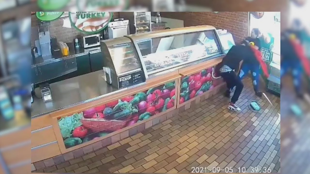 Subway Worker Get's Suspended For Getting Robbed!?