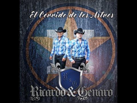 El Corrido De Los Astros-Ricardo y Genaro-Version Estudio
