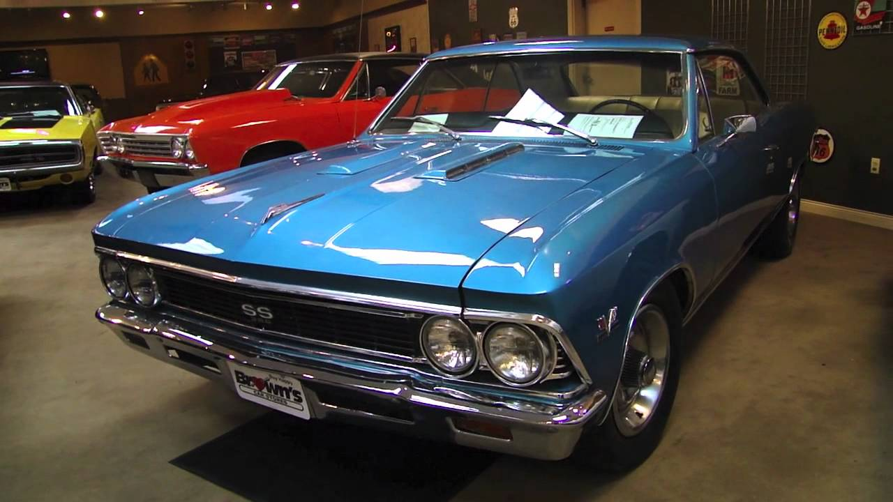 1966 Chevelle Ss For Sale Youtube