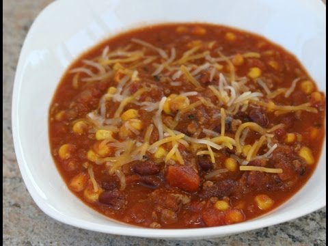 How To Make My Taco Soup Recipe – Caramelized Onion