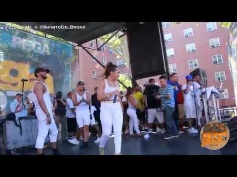 Lumidee Live @ 116th St Boricua Festival #NYC2015