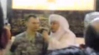 United States Army Major Converted to Islam