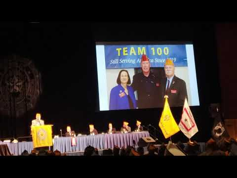 Greg Doc Gibbs, Address To 2019 Sons Of The American Legion Convention