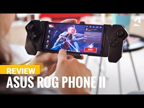 Asus Rog Phone Ii Zs660kl Full Phone Specifications
