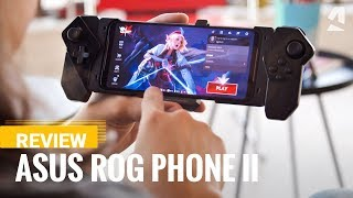 Asus ROG Phone 2 Review Videos