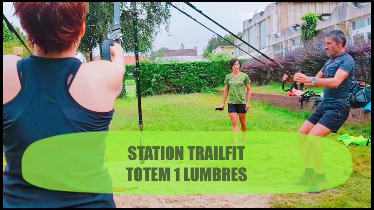 VIDEO STATION TRAILFIT N°1 DE LUMBRES