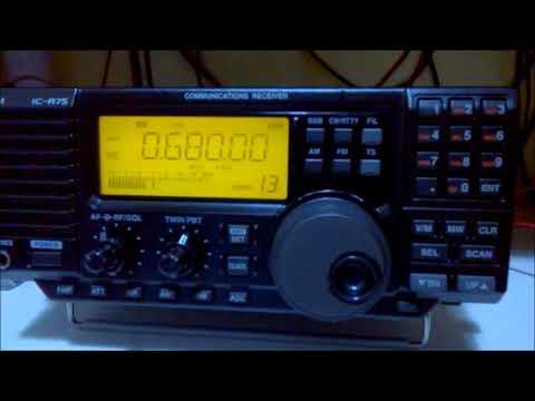 680 kHz Radio Nacional Brasília, UNID (Vídeo 1)