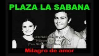 Leonardo Favio   Milagro de amor  Voz y Letras