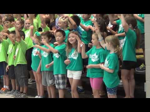 Mother's Day Music Production - 2016 Frontier Elementary