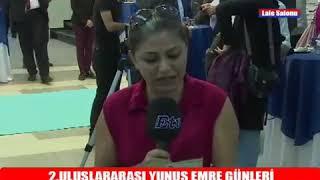 2.Uluslararası Yunus Emre Günleri (10.10.2016)/www.nurgulyilmaz.com Video