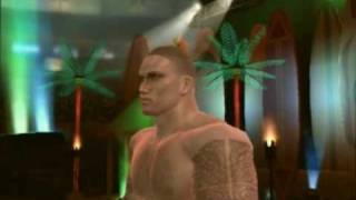 Smackdown vs. Raw 2009: Brock Highlights (Create-A-Superstar)
