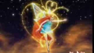 all winx girls fairy dust (enchantix healing powers) ^^