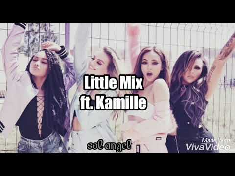 More Than Words ● Little Mix Ft. Kamille | Letra En Español/Inglés