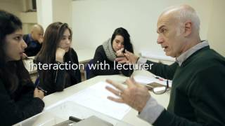 Semester Course in Interior and Spatial Design | IED Milano
