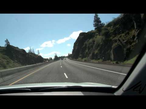 Oregon Travel -  Potland to Yakima Bend - YouTube