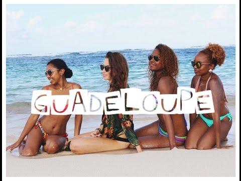 Visitez la Guadeloupe Vlog