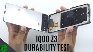 iQOO Z3 5G is a Joke of 2021 - Durability Test !