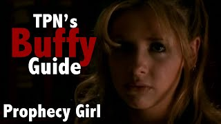 Prophecy Girl S01e12 Tpns Buffy Guide