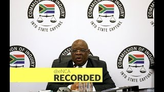 State Capture inquiry calls first witness