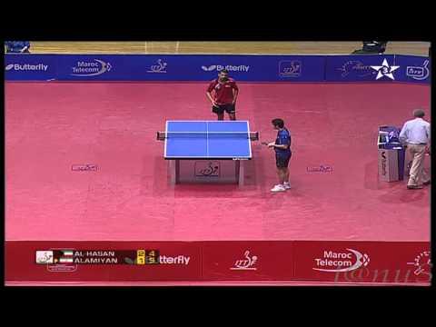 2012 4th Morocco Open (ms-f) AL-HASAN Ibrahem - ALAMIYAN Noshad [Full match/High Quality]