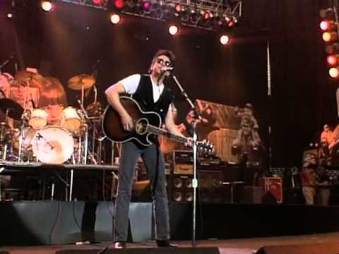 Joe Ely - Me and Billy the Kid (Live at Farm Aid 1990)