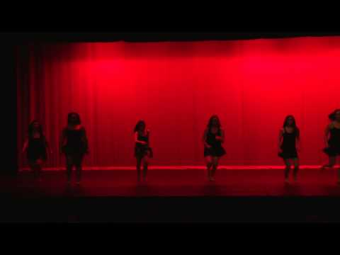 NCC C  - 14 Mermaid Motel dance routine North Central College