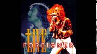 05. Foreigner - Dirty White Boy [Classic Hits Live 1993]