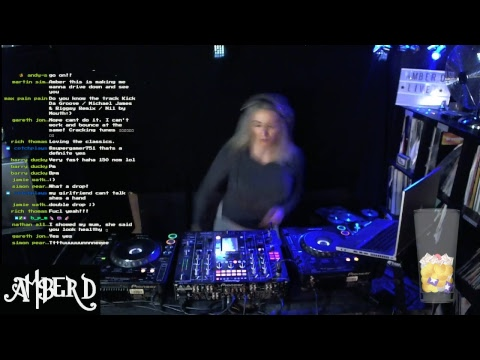 Amber D // Hard House Midday Valentines Mix!