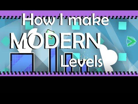 How I Make Modern Levels