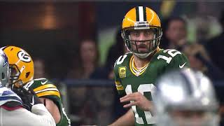 Burleson breaks down why Aaron Rodgers is most dangerous QB in NFL