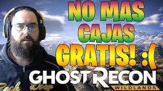 YA NO MAS CAJAS GRATIS!  TRUCO PARCHEADO! GHOST RECON WILDLANDS