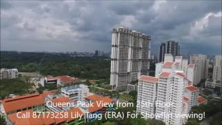 360 degree view of Queens Peak and Commonwealth Towers, 87173258 Lily Tang