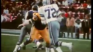 1975 NFC Championship Cowboys vs LA Rams
