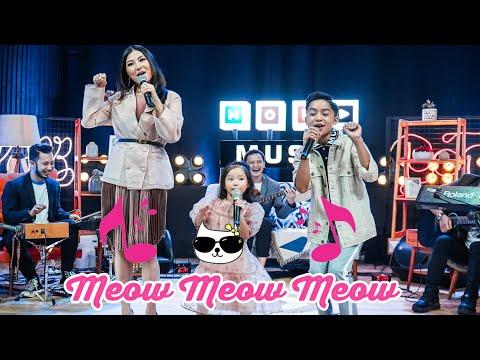 MOP MUSIC S3 | BETRAND PETO PUTRA ONSU FT. SARWENDAH & THALIA PUTRI ONSU - LEARN TO MEOW.mp3