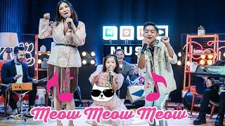 MOP MUSIC S3 | BETRAND PETO PUTRA ONSU FT. SARWENDAH & THALIA PUTRI ONSU - LEARN TO MEOW